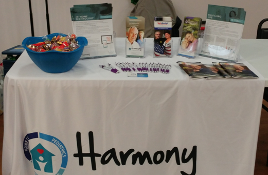 Harmony Paints the Mall Red at the Beaver County Valentine's Day Senior Fair