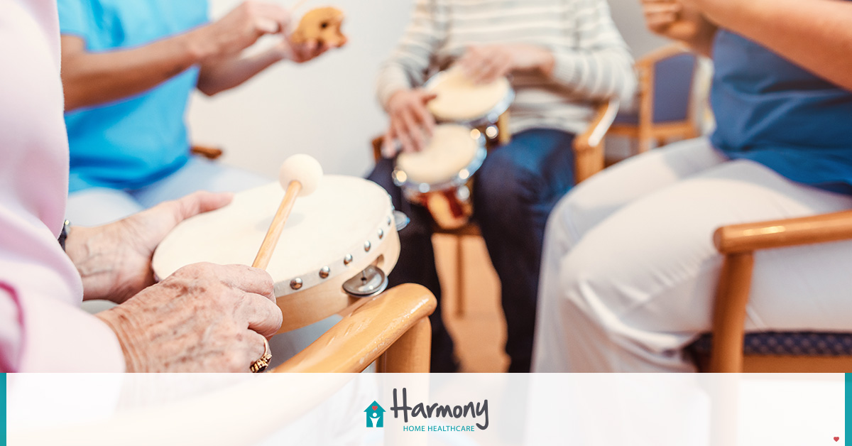 Exploring Music Therapy in The Home