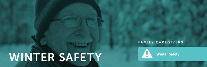 Winter Safety: Top 5 Tips for Caregivers and Seniors!