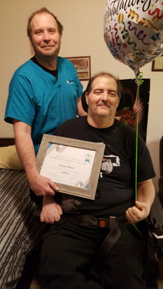 Harmony's Direct Care Worker of the Year Nominees for 2018