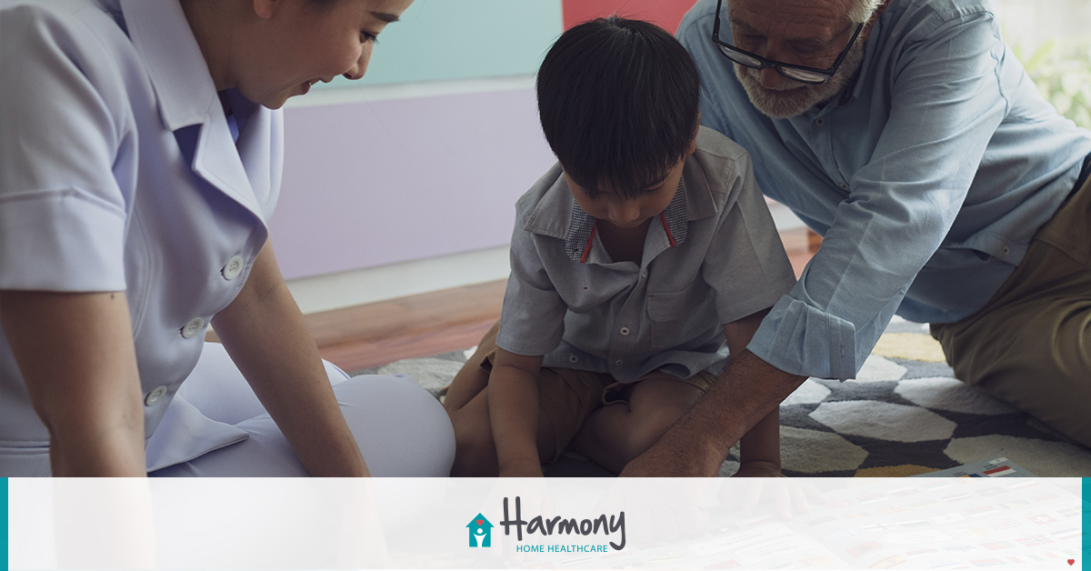 What an In-Home Caregiver Can Best Provide for Your Child